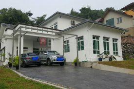 home cctv and burglar alarm security system